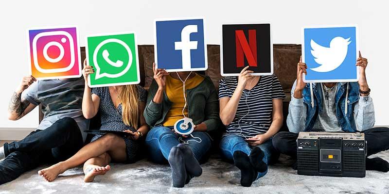 Социальные сети удаленщика